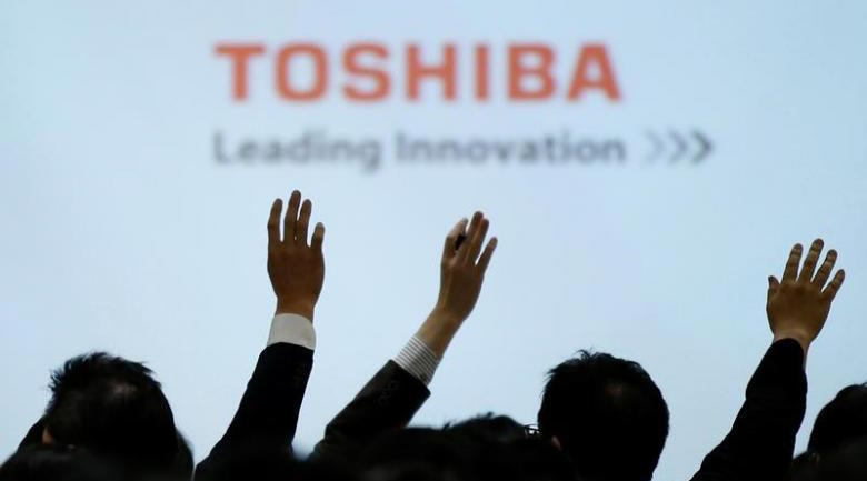 One Word: Toshiba