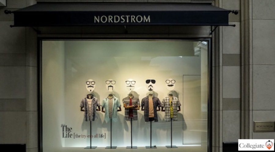 Nordstrom media account in play