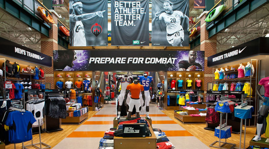 Backfield in motion over at PA retailer