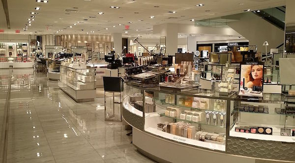 Luxury department store puts restructuring plan in motion