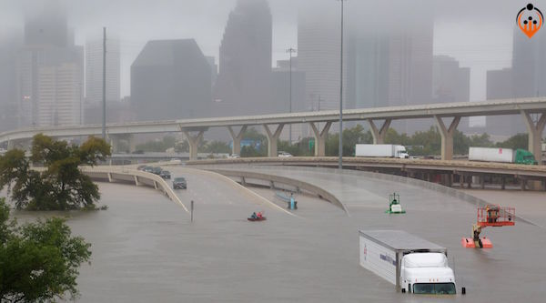 Offering your services to Orgs doing good work in the wake of Tropical Storm Harvey