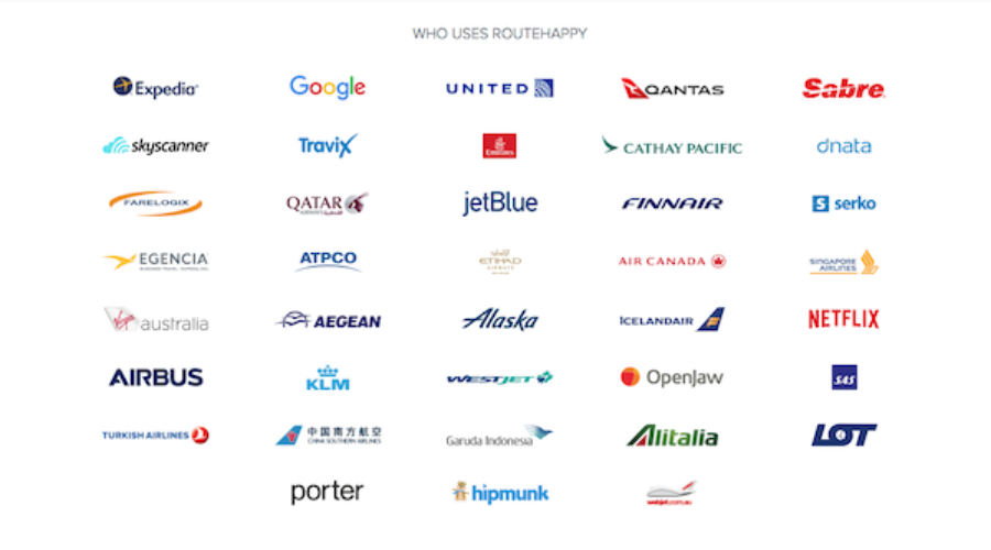 Help make flight shopping not about price