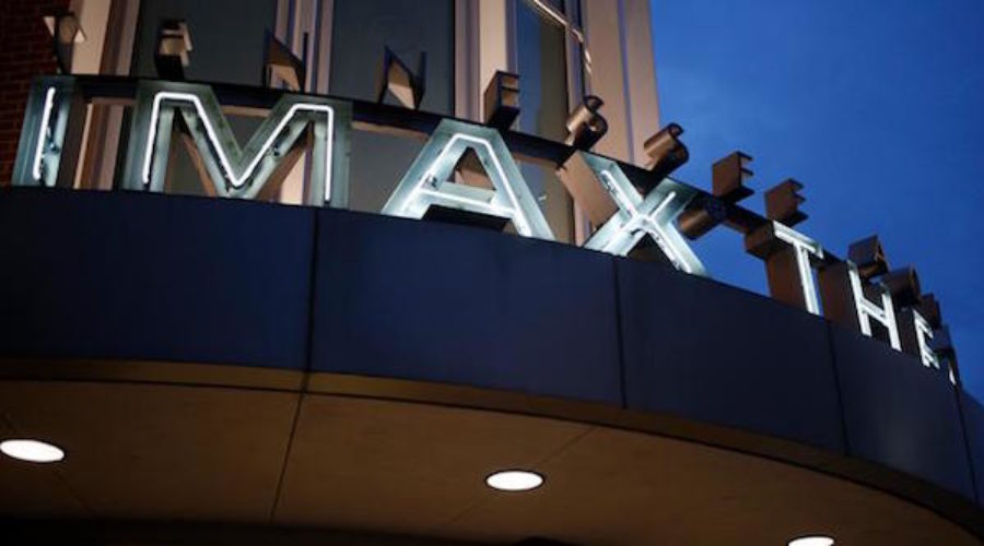 IMAX is in Review: We predicted this in July (free to see)