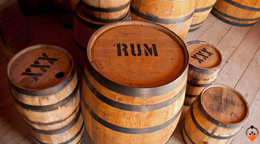 A Bit of a Shake-Up in the Rum Biz