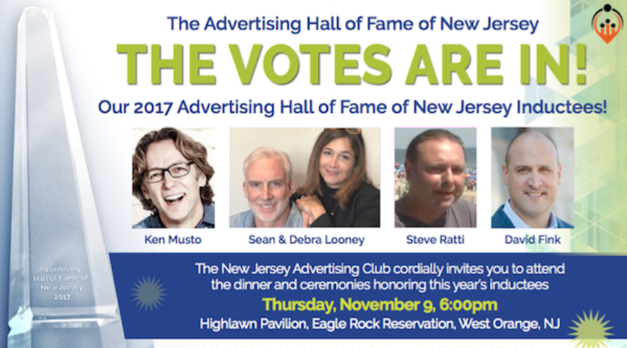 Ratti Report editor to be inducted into Advertising Hall of Fame by AdClub of NJ
