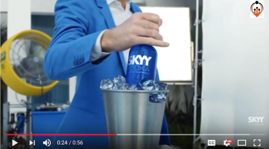 Is Campari Talking to Creative Agencies for Skyy Vodka