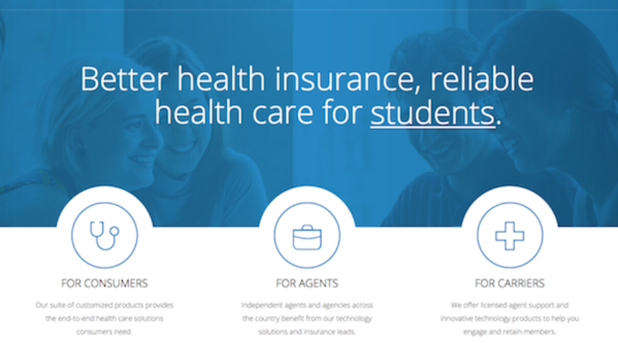 Health insurance technology platform's new CMO