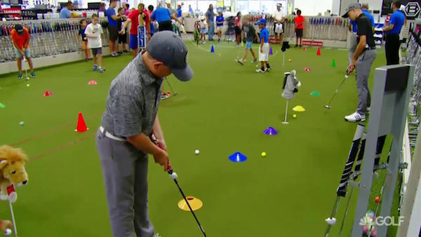 Golf Retailer now ready for the Blue Tees is ready for Blue-Chip agency