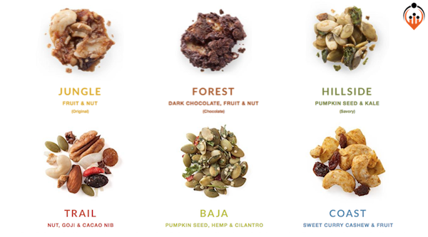 Triple threat healthy snack attack is your next call
