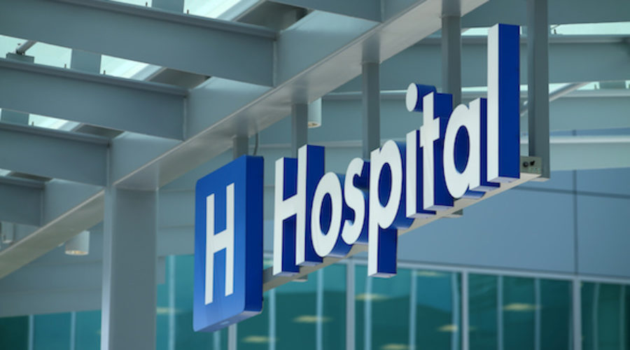 For all you Hospital account agencies . . .