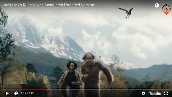 Sasquatch gets fired? Jack Link's in Review