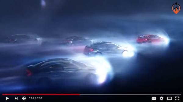 Car brand from Space needs a New Campaign