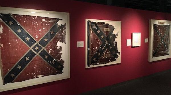 3 regional RFPs including Confederate Relic Room