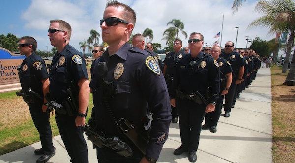 Police Recruitment RFP on West Coast