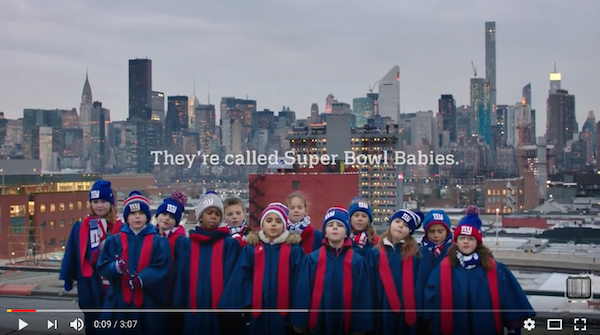 The rebuilding of the marketing might of the NFL