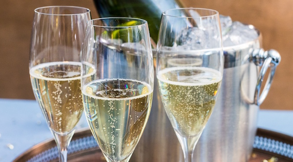 $4 million sparkling wine account on the move