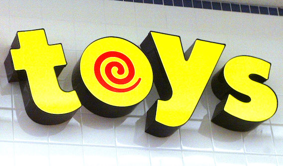 Rebirth of a retail icon in wake of Toy-R-Us demise