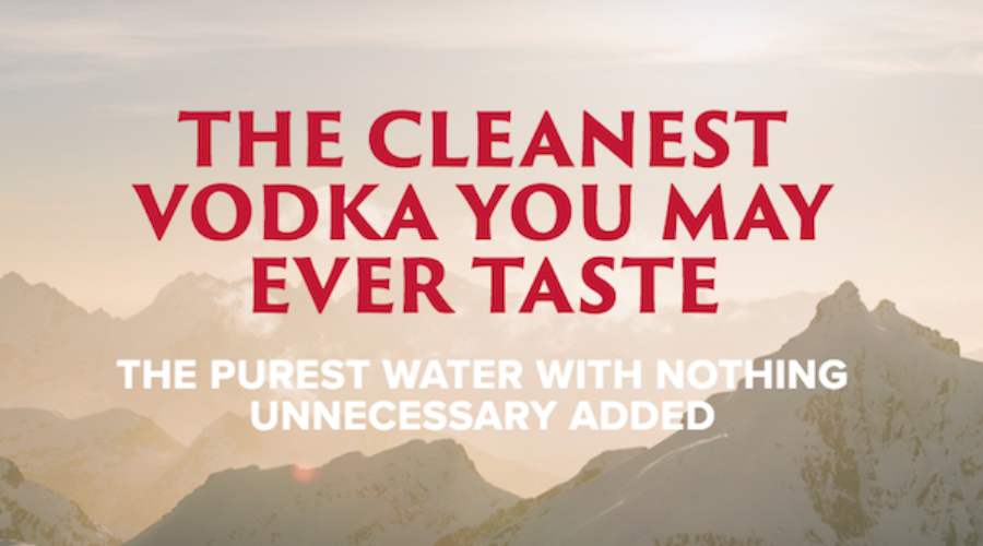 Going Big with New Zealand Vodka needs Big Advertising