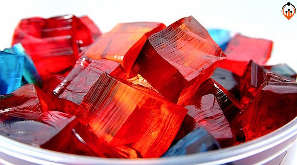 And not for nothin': Jell-O
