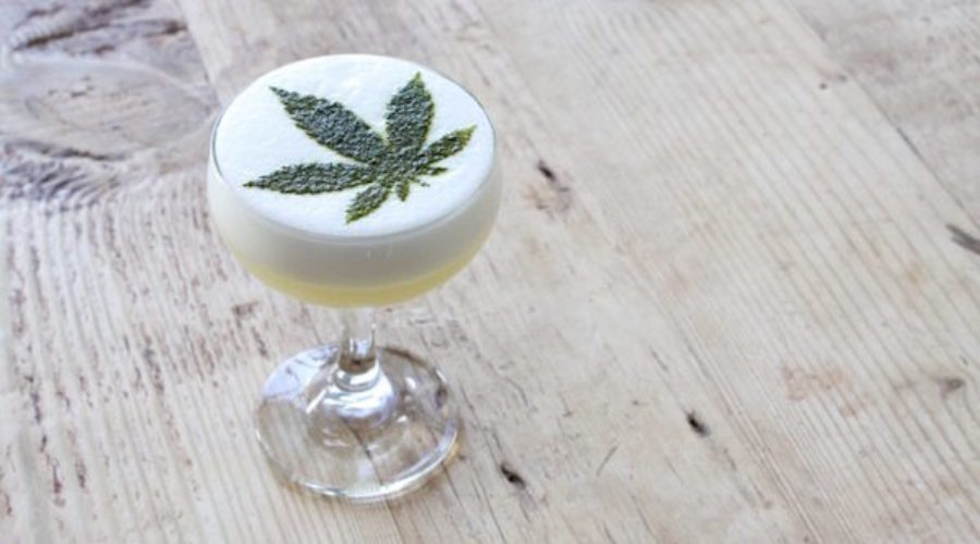 Cannabis Cocktail Launch