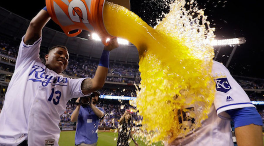 Taking on Gatorade is going to require an agency