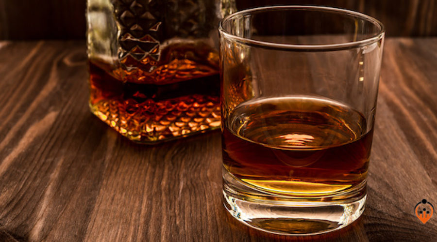 Single malt whiskey is ready for your call