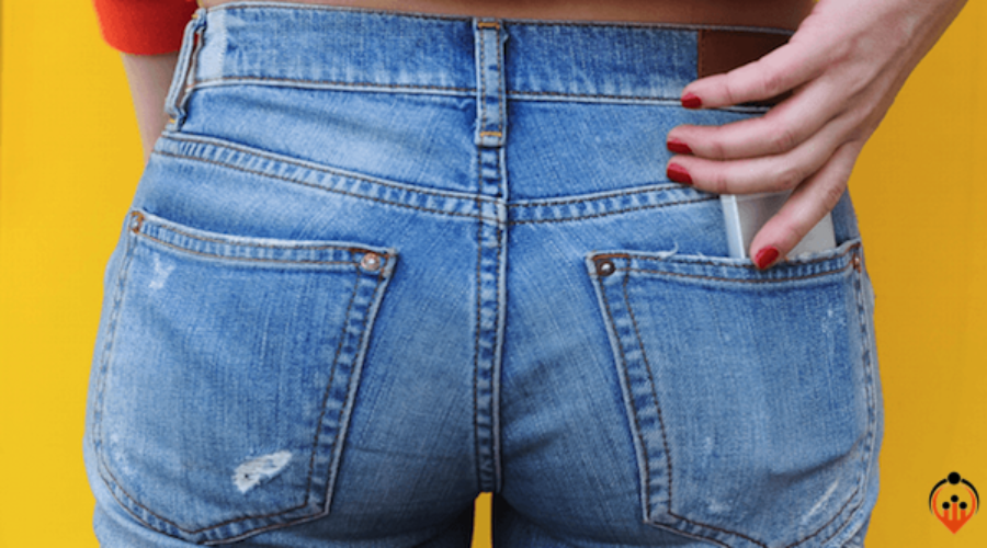 Changing jeans position opens up 3 brands
