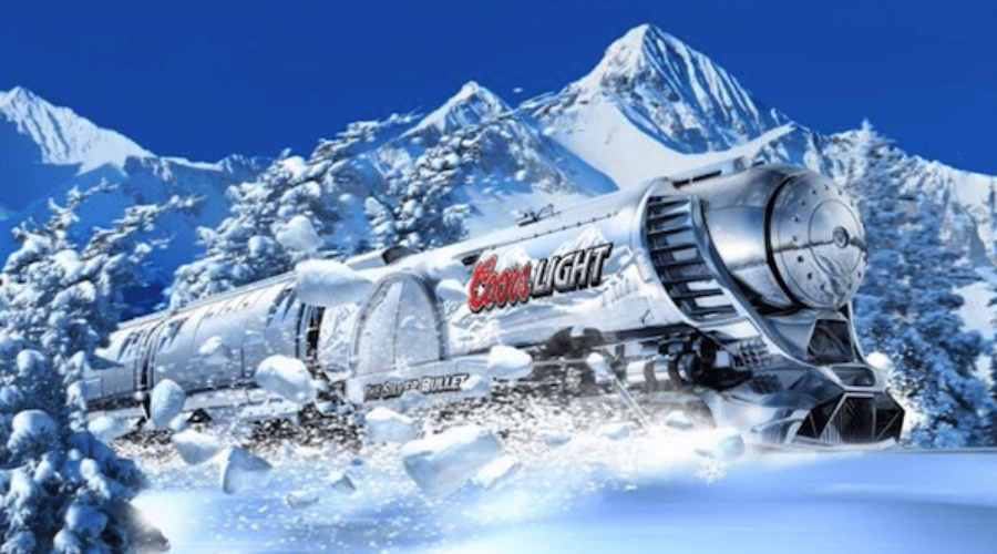 Small Coors Light Lead