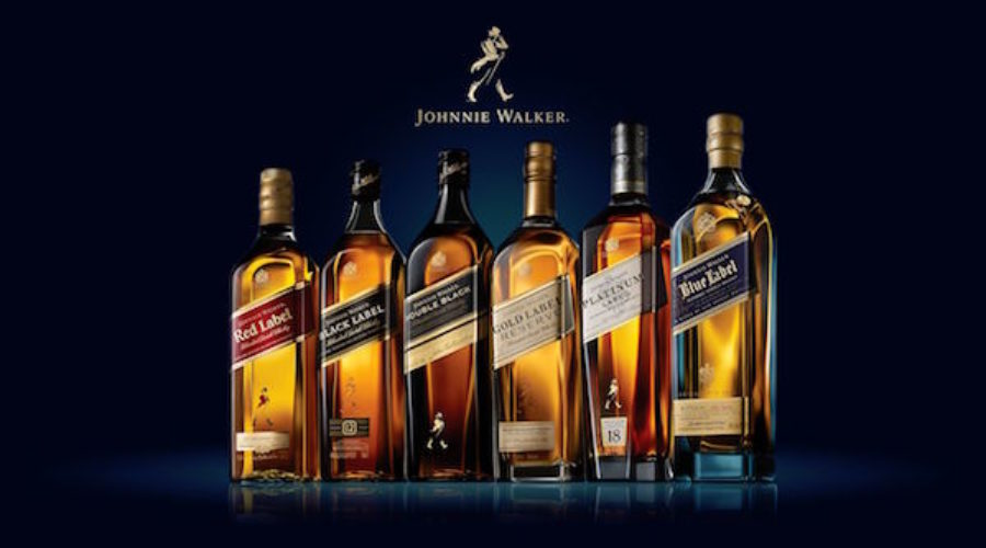 Here's one we called: Johnnie Walker in Global Review Right Now