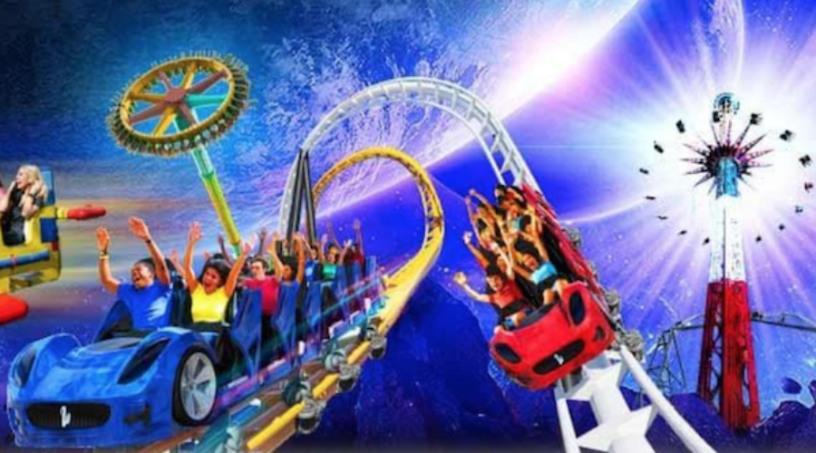 Amusement park has 4 new brands to advertise
