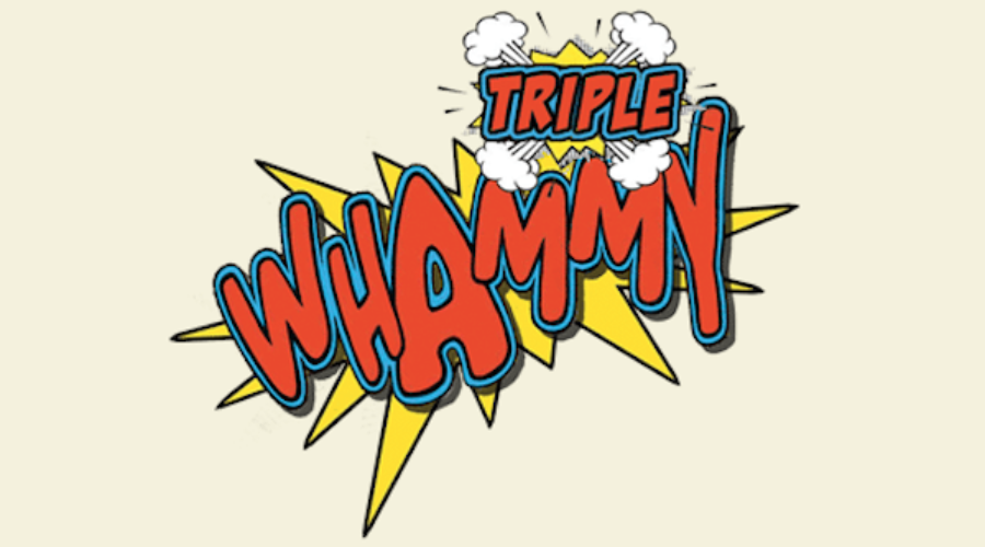 Triple preeminent brand whammy coming to a pitch room near you