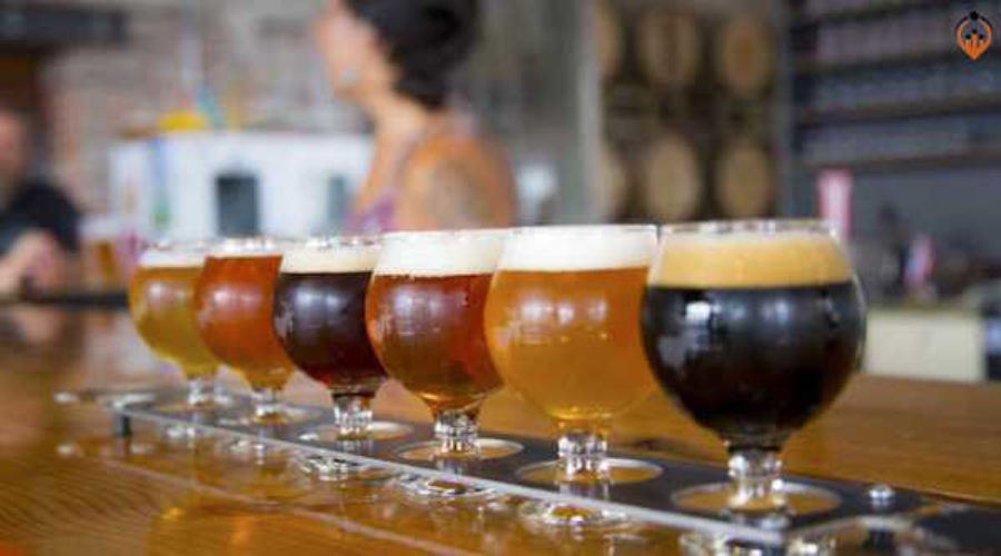 There will be more US craft beers to pitch very soon
