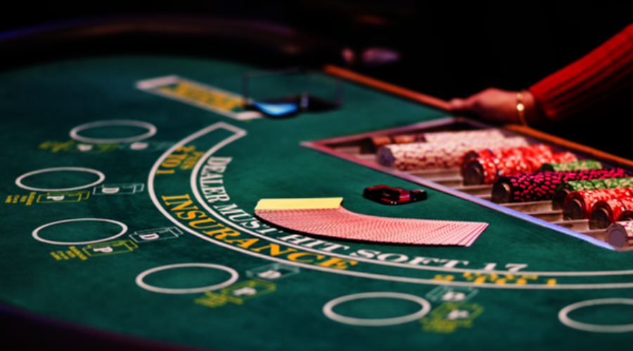Five casino client with new CMO
