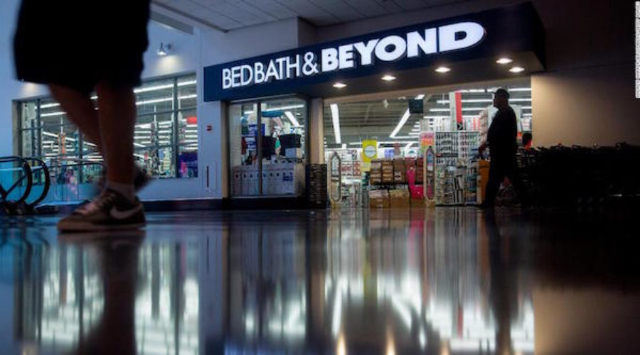 As Ratti Predicted: Bed Bath & Beyond goes into review (free to see)
