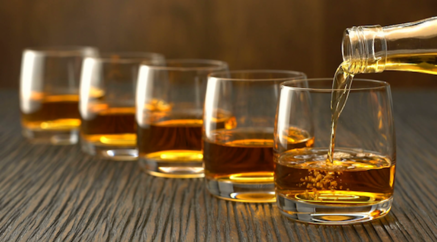 Global Whiskey Lead probably Heading for Ad Review