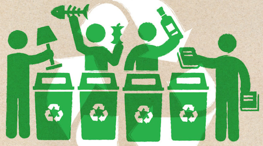 $15.9 million recycling up for grabs