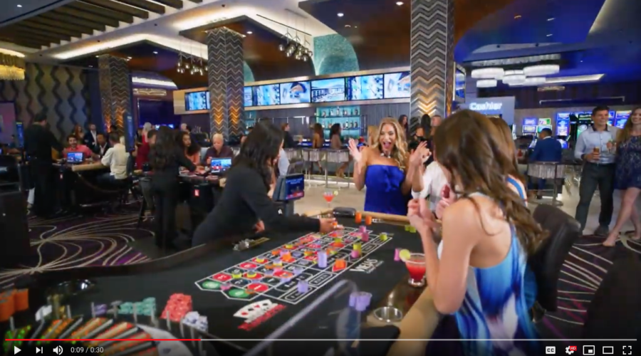 West coast casino's lack of a CMO & generic ads are reason enough to call