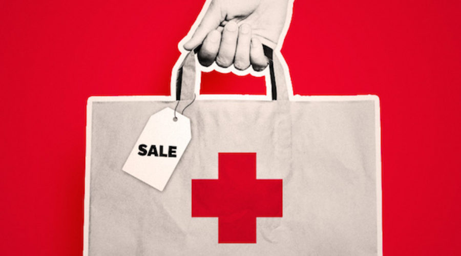 ex-Healthcare CMO takes on major retail client as CEO