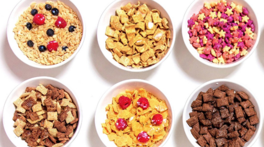 Reinvent the cereal category? Now that's an account!