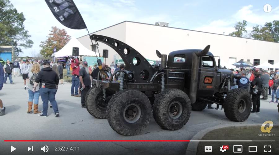 Jeeps, Jeeps & more Jeeps client