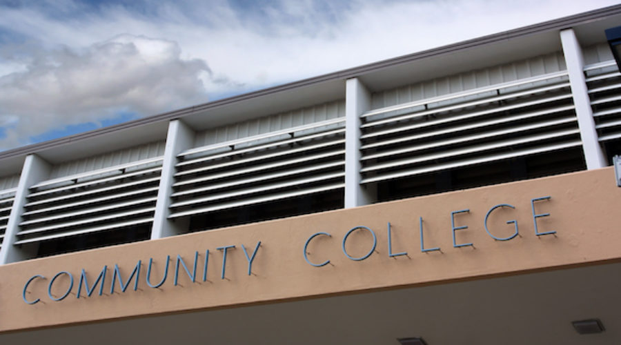 Community College District RFP