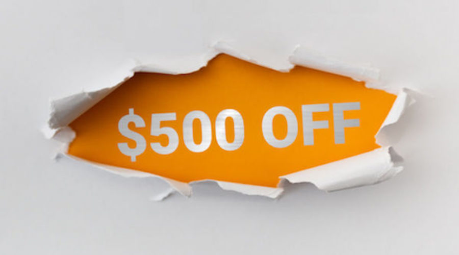 $500 off Ratti Report annual memberships