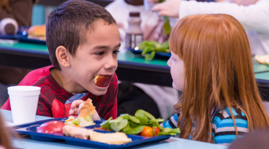 New England State Issues RFP for Child Nutrition