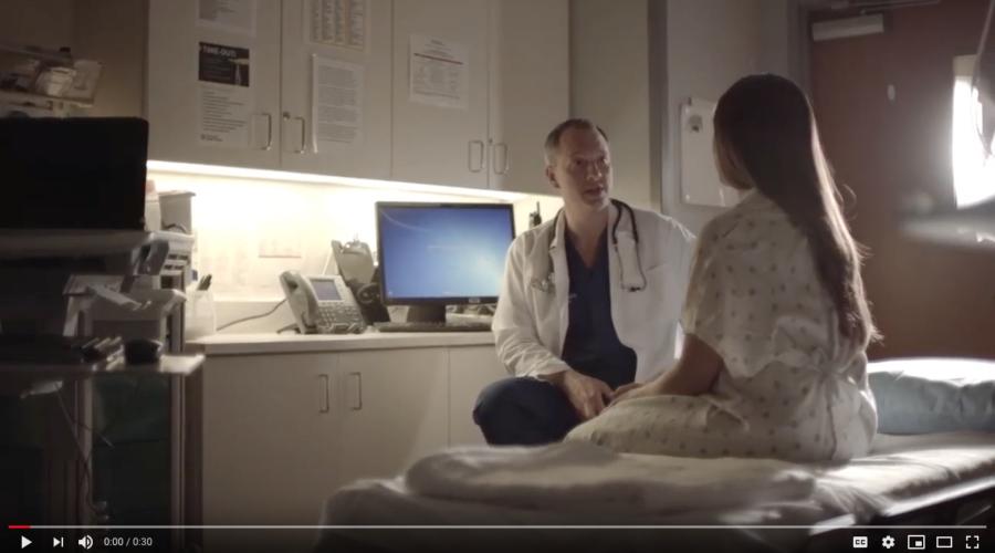 Advertising RFP w/ TV: University Health Science Center