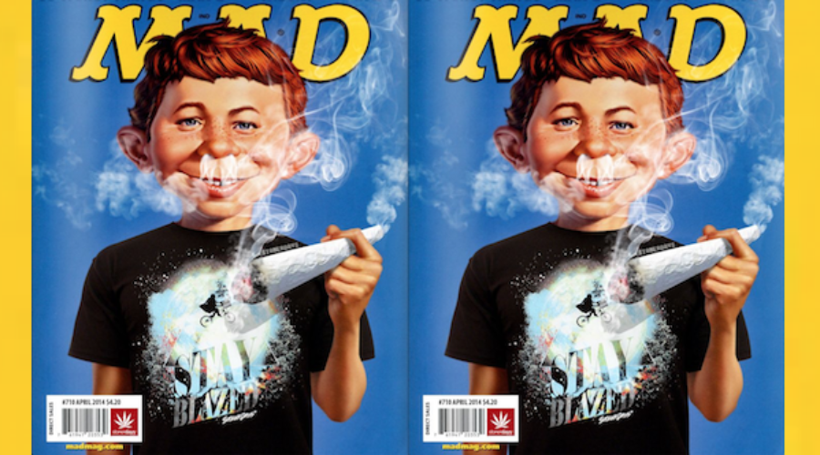 Why couldn't Mad Magazine go retail like these guys?