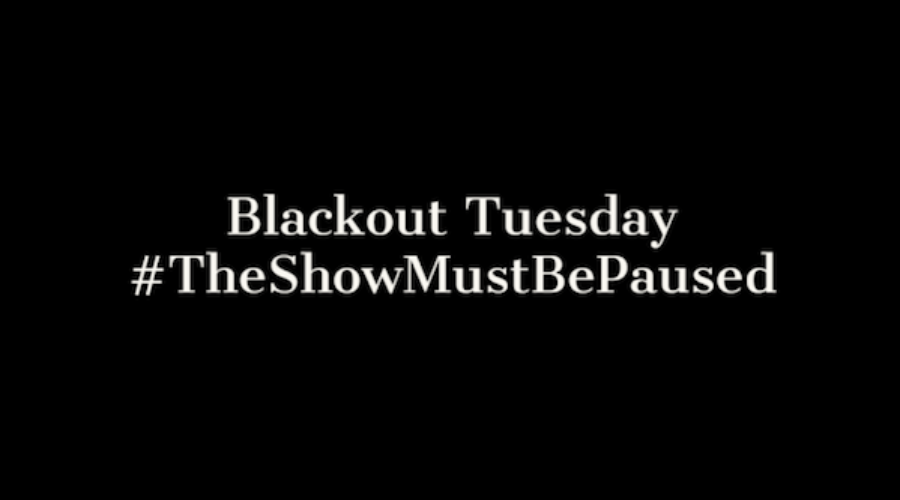 Blackout Tuesday & New Business