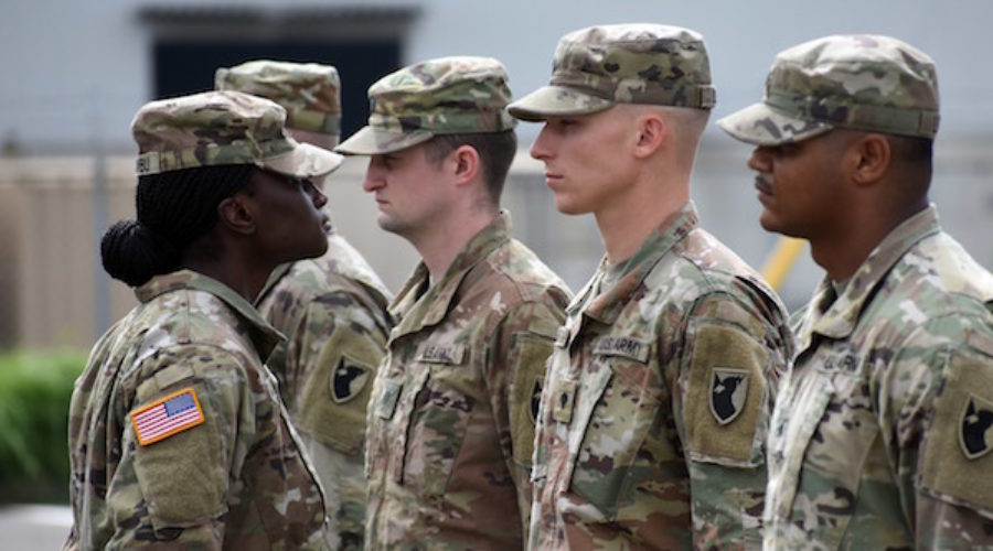 US Army recruitment idea: It's worth a call