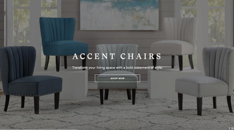CEO & CMO reunite at furniture client