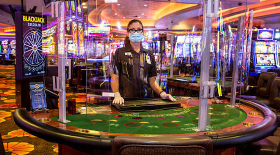 New Native American Casino Chief Executive