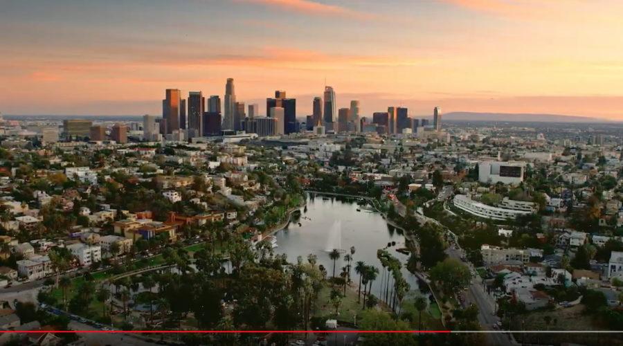 I'm feelin' a LA ad review a-comin'